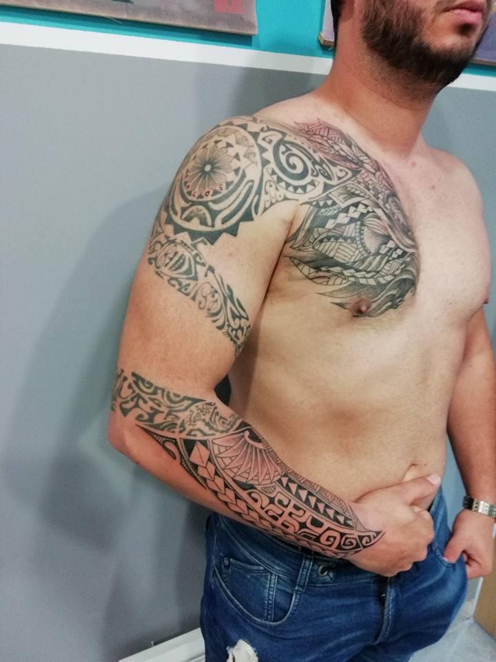 tatouages polynesin peck 74