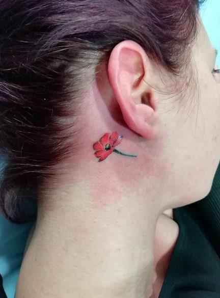 tatouage fleur couleurs coup coclicot 106